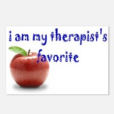 therapist's favorite Postcards (Package of 8)
