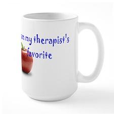 therapist's favorite Mug