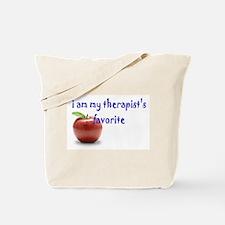 therapist's favorite Tote Bag