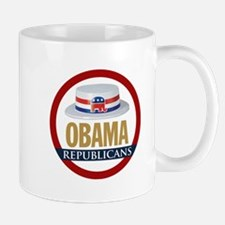 GOP for Obama 2008 Mug