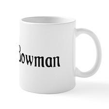 Tauren Bowman Mug