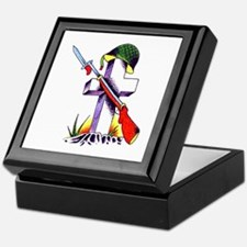 Remember Fallen Soldiers Keepsake Box