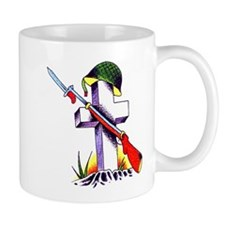 Remember Fallen Soldiers Mug