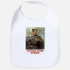 Soviet Army (Red) Woman Bib