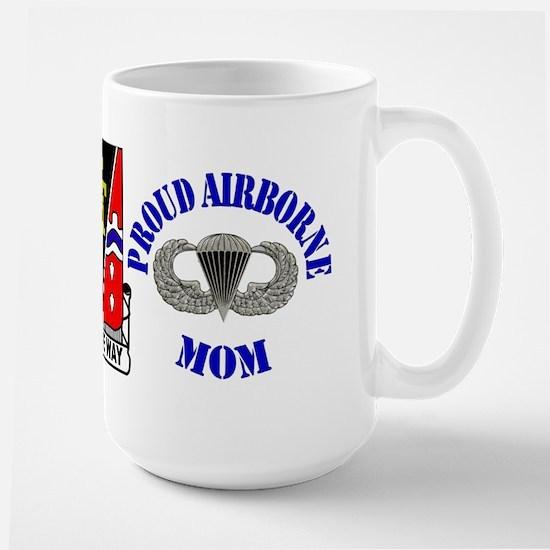 509th Airborne Mom Large Mug