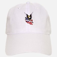 Freedom Eagle Flag Tattoo Baseball Baseball Cap