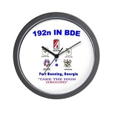 Unique 192nd Wall Clock