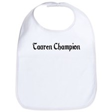 Tauren Champion Bib
