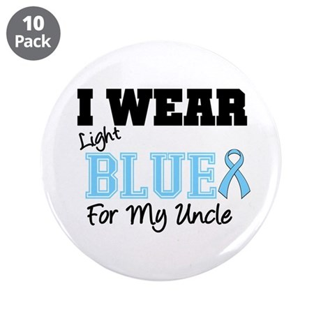"Prostate Cancer (Uncle) 3.5"" Button (10 pack)"