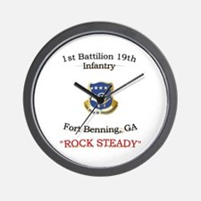 Unique Trainee rock steady Wall Clock
