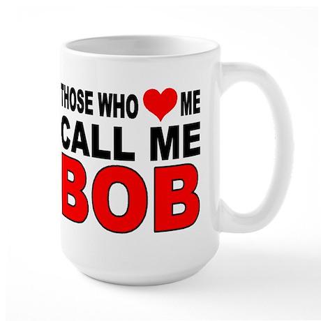 LOVE BOB Large Mug