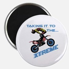 "Taking It To The Xtreme 2.25"" Magnet (100 pack)"