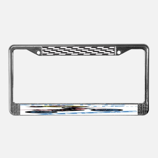 Taking It To The Xtreme License Plate Frame
