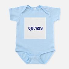 Queasy Infant Creeper