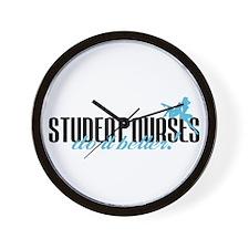 Student Nurses Do It Better! Wall Clock