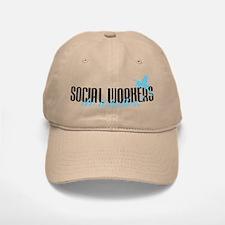 Social Workers Do It Better! Baseball Baseball Cap