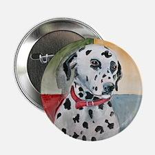 A Dalmatian Button