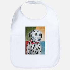 A Dalmatian Bib