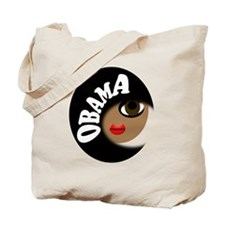 Pro Obama Tote Bag