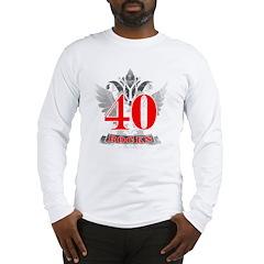 40 Long Sleeve T-Shirt