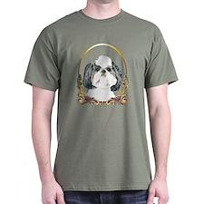 Puppy Shih Tzu Christmas T-Shirt