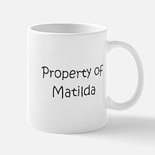 Funny Matilda Mug