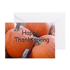 Pumpkins Thanksgiving Cards (Pk of 20)
