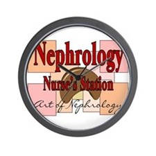 More Nephrology Wall Clock
