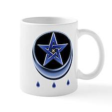 Blessing Symbol & Pentagram Mug