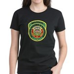 Mississippi Railroads Women's Dark T-Shirt