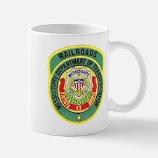 Mississippi Railroads Mug
