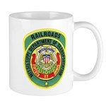 Mississippi Railroads Mug