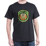 Mississippi Railroads Dark T-Shirt
