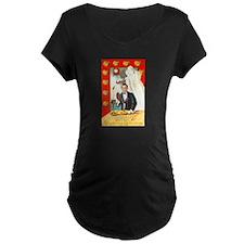 Romantic Thanksgiving T-Shirt