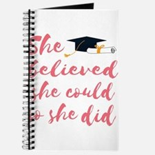Graduation gift Journal