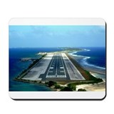 Airport Classic Mousepad