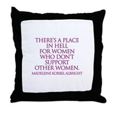Unique Sarah palin Throw Pillow