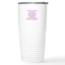 Unique Palin lipstick Travel Mug