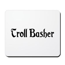Troll Basher Mousepad
