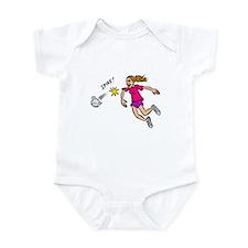 Spike Infant Bodysuit