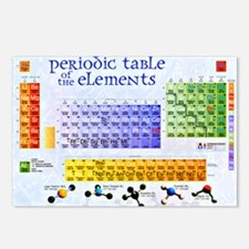 Unique Chemical Postcards (Package of 8)