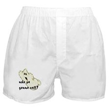 who ya gonna call? Boxer Shorts