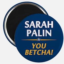 Palin - You Betcha! Magnet