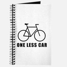 One less car - cycling Journal