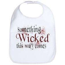 Something Wicked Bib