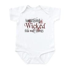 Something Wicked Onesie