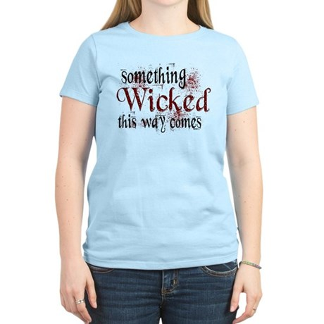 Something Wicked Women's Light T-Shirt