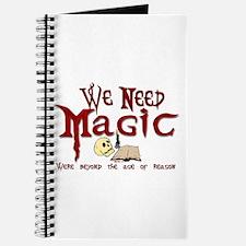 We Need Magic Journal