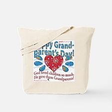 Happy Grandparent's Day! Tote Bag
