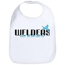 Welders Do It Better! Bib